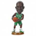 "7"" Kevin Garnett Style Resin Display Toy - Green"