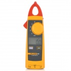 "1.7"" LCD Digital Clamp Multimeter - Yellow + Red (2 x AAA)"