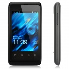 "K-Touch W619 Aliyun OS 2012 WCDMA Bar Phone w/ 3.5"" Capacitive, GPS, Wi-Fi and Dual-SIM - Black"