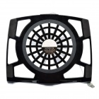 USB Powered Fan 2300-RPM Cooling Pad for 10