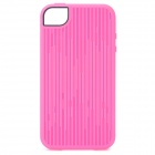 Protective TPU Case for iPhone 4 / 4S - Deep Pink