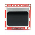 1.6' LCD Nokia 5110 LCD Module with White Backlit for Arduino (Works with Official Arduino Boards)
