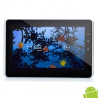 GADMEI T883 Kapazitive Android Tablet 4,0 W / Naked Eye 3D-Display / HDMI / TF - Schwarz (1 GHz / 8 GB)