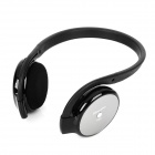 Bluedio MT105 Bluetooth V2.1 Handfree Stereo Headset MP3 Player (260-Hour Standby)