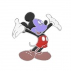 3D Cool Mickey Style Metal Car Decoration Sticker