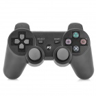 GOIGAME Rechargeable Bluetooth Wireless DoubleShock III Controller for PS3 - Black