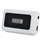 Mini Bluetooth A2DP V1.2 V2.1 Transmissor de música - branco