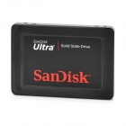 "SanDisk Ultra 120GB 2.5"" SATA II Solid State Drive SSD (Read 280MB/s, Write 270MB/s)"