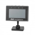 "AUTO366 Universal Vehicle Car OBD Trip Computer - Black Gray (3.0"" LCD)"