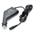 90W Notebook Universal Car Charger w/ 8 Adapters