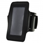 Outdoor Sports Arm Band for Samsung i9300 / HTC ONE X - Black