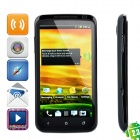 "NM8 Android 2.3 WCDMA Smartphone w/ 4.7"" Capacitive, GPS, Wi-Fi and Dual-SIM - Black"