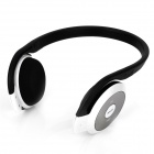 Bluejoy FM-900i Bluetooth V2.1+EDR Sports MP3 Player Headset w/ FM / TF - White