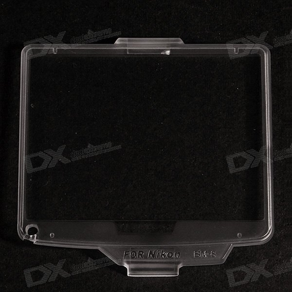 BM-8 Compatible LCD Protective LCD Monitor Cover for Nikon Digital Cameras