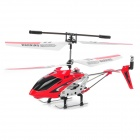 Rechargeable 3.5-CH R/C Helicopter with Gyroscope & IR Controller - Red