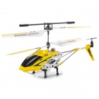 Rechargeable 3.5-CH R/C Helicopter with Gyroscope & IR Controller - Yellow