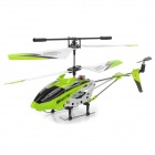 Rechargeable 3.5-CH R/C Helicopter with Gyroscope & IR Controller - Green