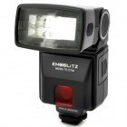 Emoblitz D728AFC Auto Focus TTL Digital Flashgun for Canon E-TTL I / II GN28 + More - Black (4 x AA)