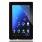 "C0710 7.0 ""Kapazitive Android Tablet 4,0 W / GPS / FM-Transmitter - Schwarz (1.2GHz/8GB)"