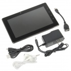 "C0710 7.0"" Capacitive Android 4.0 Tablet w/ GPS / FM Transmitter - Black (1.2GHz/8GB)"