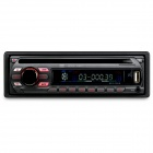 "CA700 3,0 ""LED-Screen Single Din Auto Auto DVD Media Player w / Controller - Black (12V)"