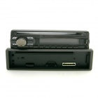 "CA700 3.0"" LED Screen Single Din Auto Car DVD Media Player w/ Controller - Black (12V)"