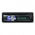"CA750 3,0 ""LED-Screen Single Din Auto Auto DVD Media Player w / Controller - Black (12V)"