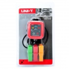 UNI-T UT262A LED Display No Contact-Phase-Sensitive Detector - Rojo + Negro (2 x AA)