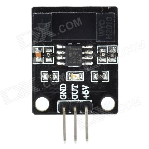 Infrared Light Beam Photoelectric Sensor Module xh m131 12v photoresistor module photoelectric sensor light sensor light control switch light detection