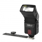DS328AZ Universal Digital Slave Speedlite for Canon / Olympus / Nikon / Pentax - Black (4 x AA)
