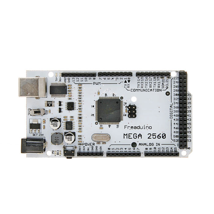 FreArduino MEGA2560 V1.2 for Arduino (Works with Official Arduino Boards) от DX.com INT