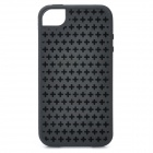 Protective TPU Back Case for iPhone 4 / 4S - Black