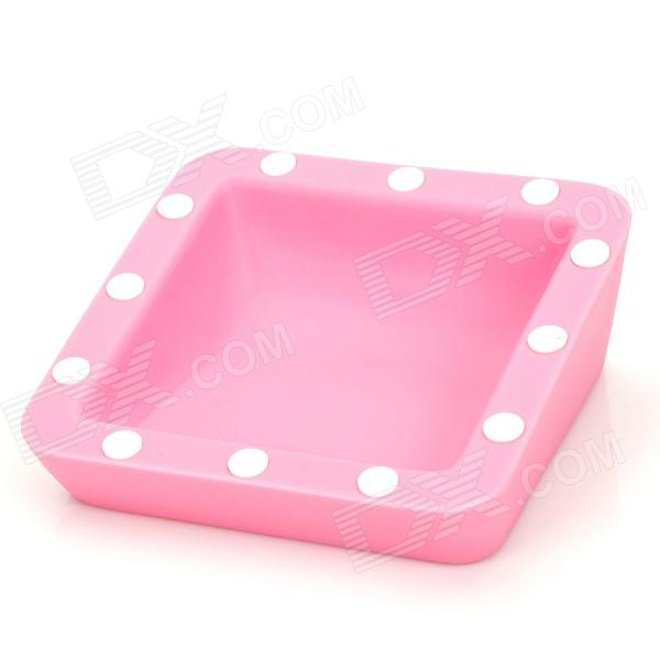 Square Style Stand Holder Support for Cellphone and Tablet PC - Pink