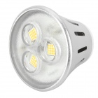 G5.3 5W 140LM 4000K LED Warm White Light Bulb Spotlight (12V)