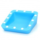 Square Style Stand Holder Support for Cellphone and Tablet PC - Blue