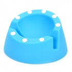 Round Style Stand Holder Support for Cellphone and Tablet PC - Blue