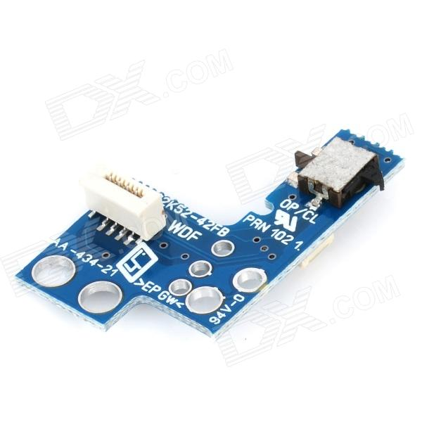 Replacement Reset Switch Circuit Board for Sony PlayStation 2 PS2 90000X от DX.com INT