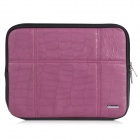 Protective Padded Inner Bag for Ipad / Ipad 2 / The New Ipad - Purple Red