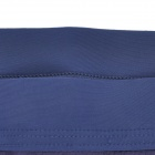Men's Soft Bamboo Charcoal Fiber Anion Energy Underwear Pants - Sapphire Blue (Size-M)