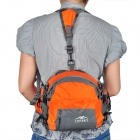 Fashion Genuine Topsky 12L Multisport Waterproof Waist Bag - Orange + Grey