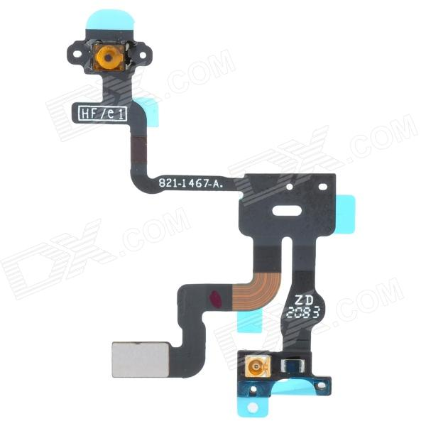 Reemplazo de Sensor Flex Cable para Iphone 4S - Negro