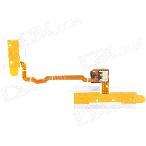 Volume Power Button Flex Cable for Ipod Touch 2 / Touch 3 - Golden