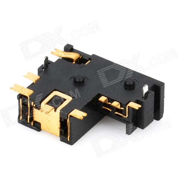 Replacement Earphone Jack Socket Module for Nintendo DSL / NDSL brand new replacement card slot card socket for ndsl nintendo ds lite free shipping