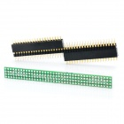 Breadboard Strip + 39pos-Breadboard Adapter Kit