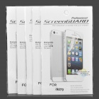 Protective PVC Screen Protector Film Guards for Samsung i9070 (5-Piece)