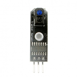 TCRT5000 Black and White Line Tracking Sensor Module for Smart Car