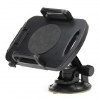 Car Swivel Mount Holder for iPad / GPS / DVD / TV - Black
