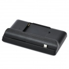 SEA Dual USB Data Sync/Battery Charging Dock Cradle w/ Power Adapter for HTC Sensation 4G / G14