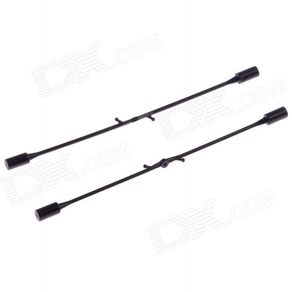Balance Bar for WLtoys V911 4CH RC Helicopter - Black (2PCS)