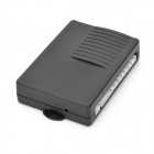8-Sensor Car Parking Sensor System - Black (12V)